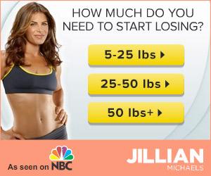 Try Jillian Michaels Weight Loss Plan FREE!