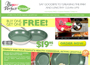 Try NuWave Perfect Green with a Buy 1, Get 1 FREE Offer!